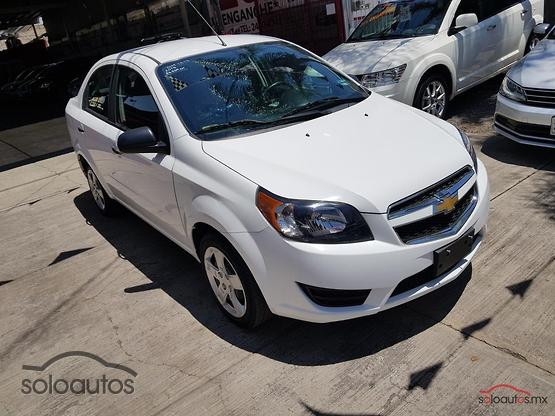 2017 Chevrolet Aveo LS P AT