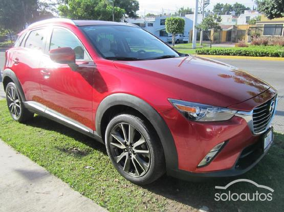 2016 Mazda CX-3 i Grand Touring 2WD