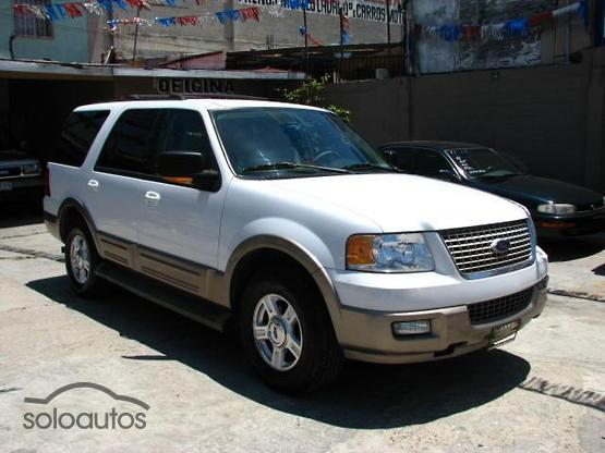 2003 Ford Expedition (O) XLT Piel,4x2