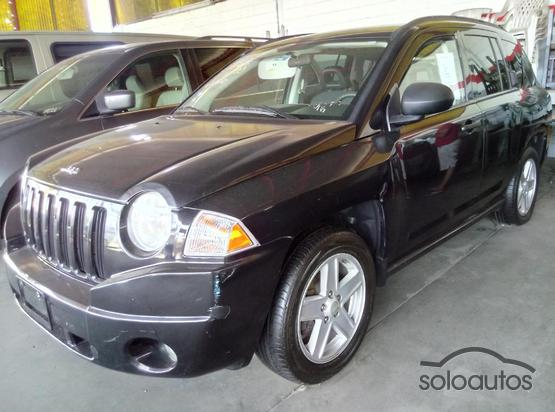 2008 Jeep Compass Limited Premium FWD CVT