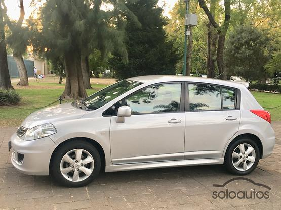 2011 Nissan Tiida HB Emotion TM