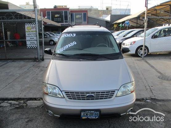 2003 Ford Windstar LX,4 Puertas