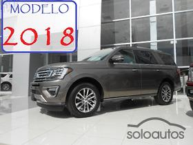 2018 Ford Expedition Limited 4x2 3.5 GTDI