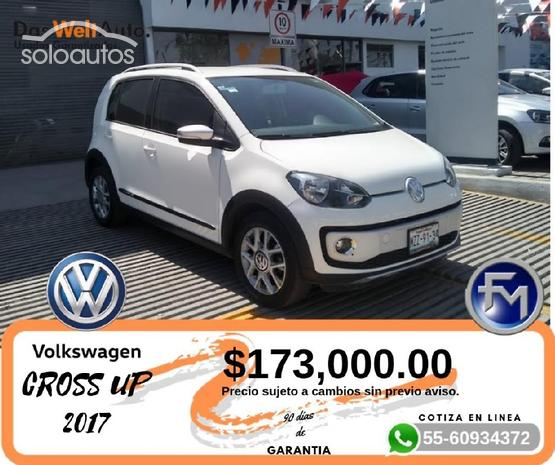 2017 Volkswagen up! cross up!
