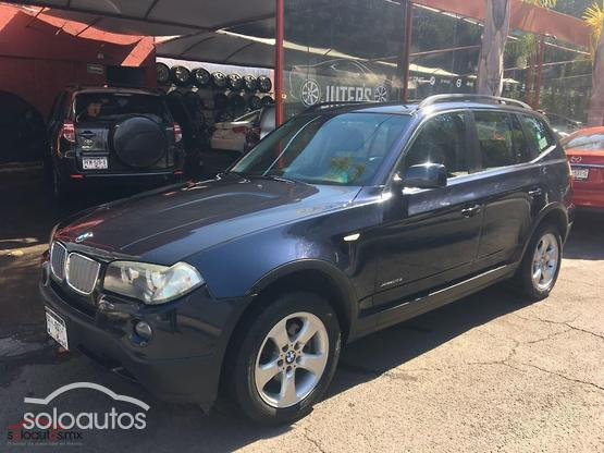 2010 BMW X3 2.5siA Top AT