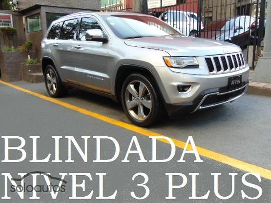 2015 Jeep Grand Cherokee Summit V8 5.7L Hemi 4X4
