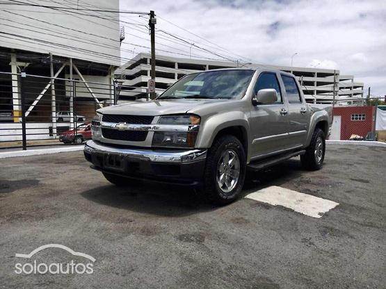 2009 Chevrolet Colorado Doble Cabina 4X4 B
