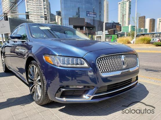 2018 Lincoln Continental 3.0 AWD AT
