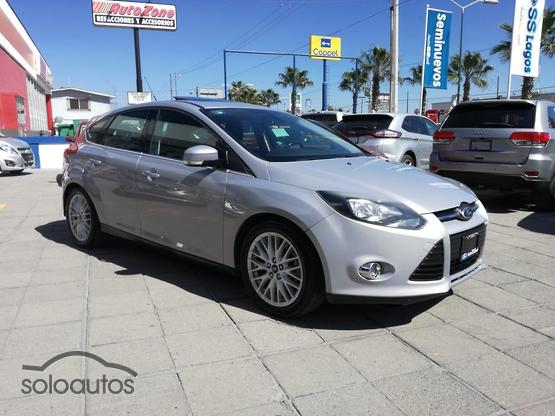 2014 Ford Focus TREND SPORT AT