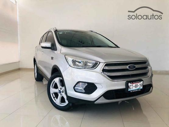 2018 Ford Escape Trend
