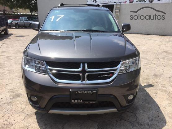 2017 Dodge Journey SXT+ 7 Lujo