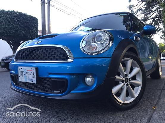 2012 MINI Mini Cooper S Salt AT