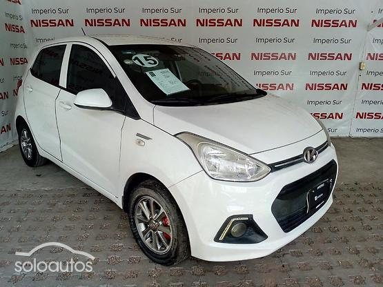 2015 Hyundai Grand i10 GL Mid Manual SD 1.2L