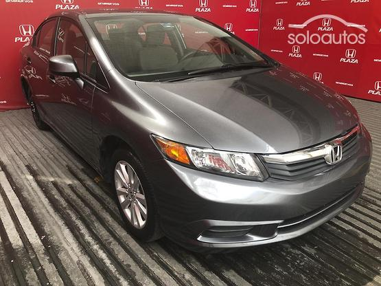2012 Honda Civic EX AT 2drs