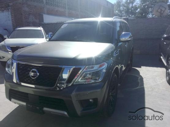 2018 Nissan Armada EXCLUSIVE 4WD