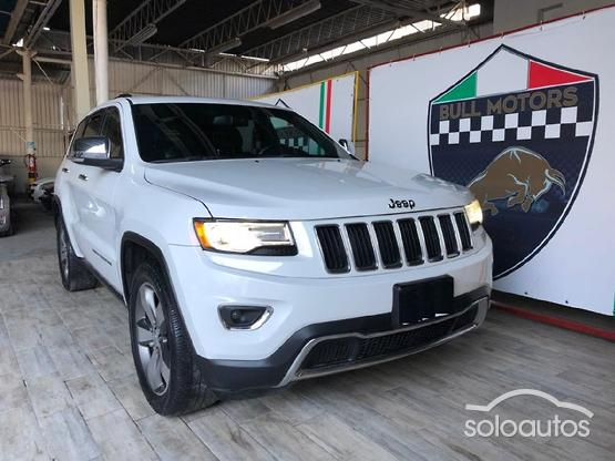 2015 Jeep Grand Cherokee Limited Lujo V8 5.7 Hemi 4X2
