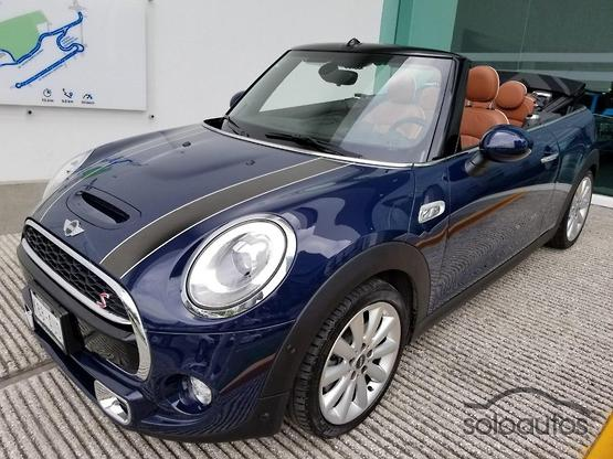 2018 MINI MINI Cooper S Convertible Hot Chili