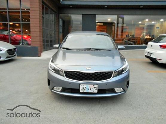 2017 KIA FORTE EX 2.0 AT