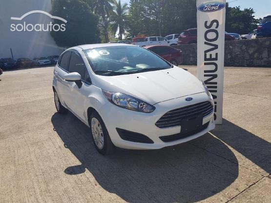 2016 Ford Fiesta S MT 5 ptas