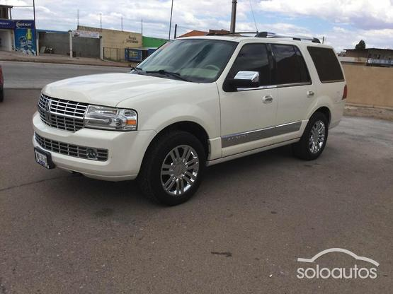 2008 Lincoln Navigator L 4x2 Ultimate