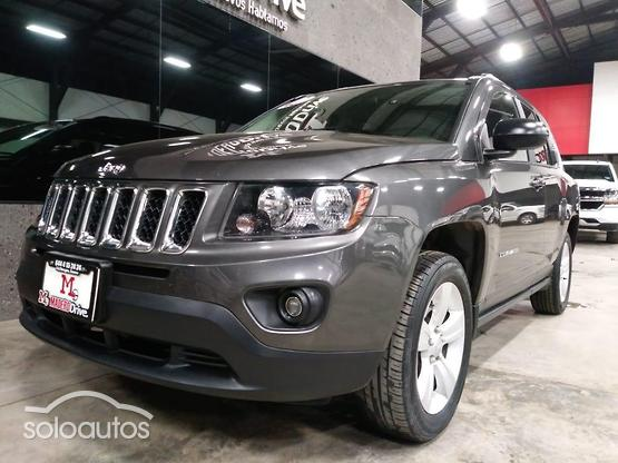 2016 Jeep Compass Latitude ATX