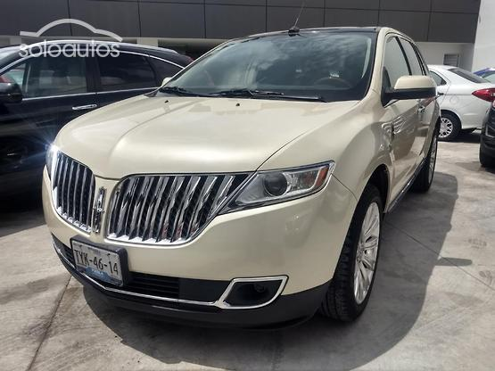 2014 Lincoln MKX MKX Navigation Package