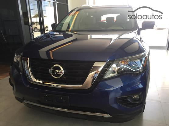 2017 Nissan Pathfinder Exclusive