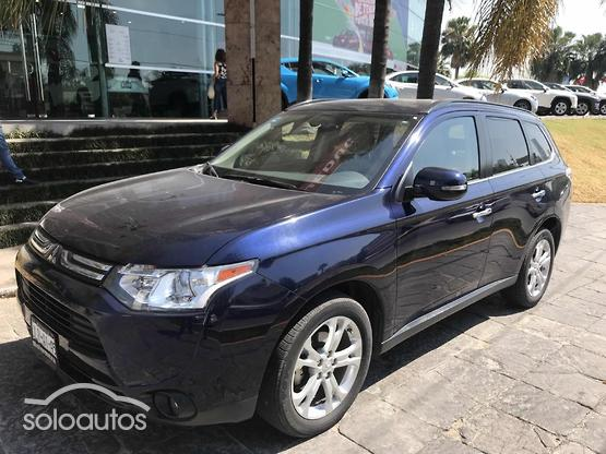 2014 Mitsubishi Outlander 2.4L Limited AT
