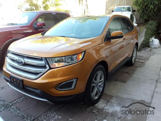 2015 Ford Edge SEL PLUS