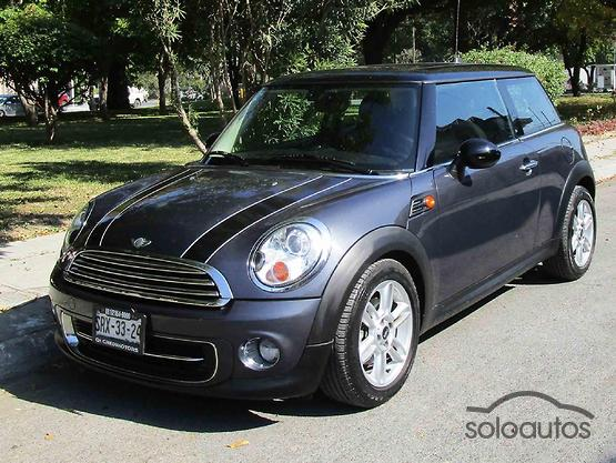 2012 MINI Mini Cooper Chili AT