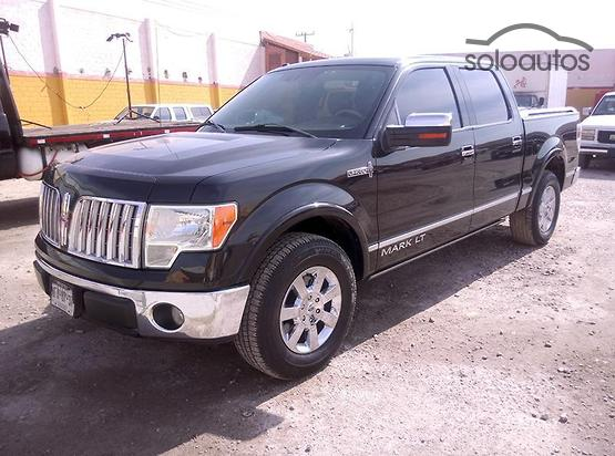 2010 Lincoln Mark LT 4x2
