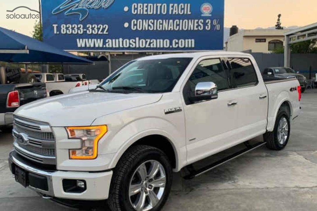 Ford Lobo 2016 >> Autos Camionetas Y 4x4s Ford Lobo En Venta En Mexico