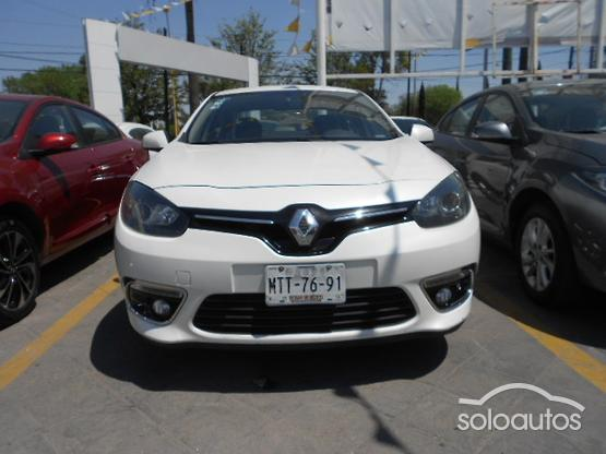 2015 Renault Fluence Expression CVT
