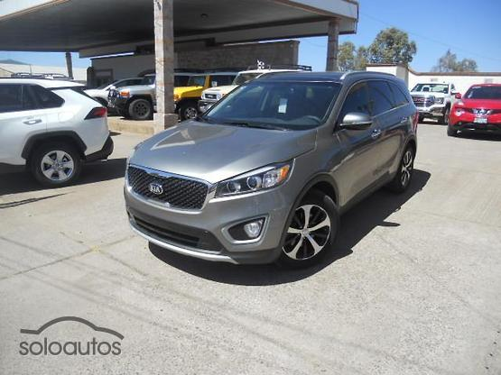 2018 KIA SORENTO EX 3.3 AT