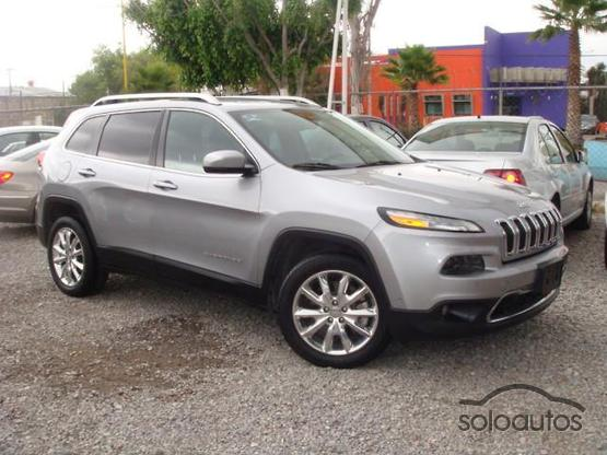2014 Jeep Cherokee 2.4 Limited