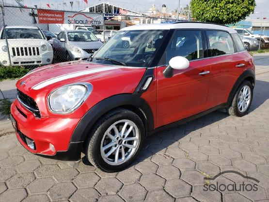 2016 MINI Countryman Cooper S Chili