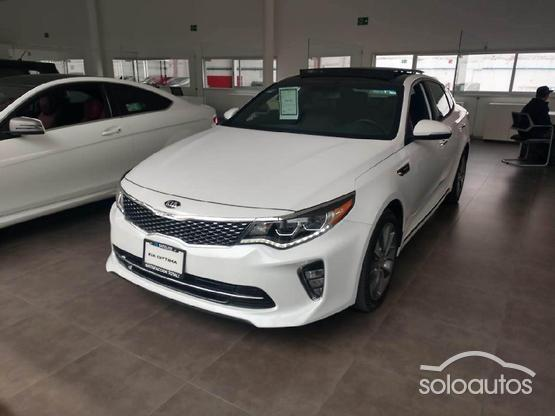 2018 KIA Optima 2.0L TURBO GDI SXL T/A