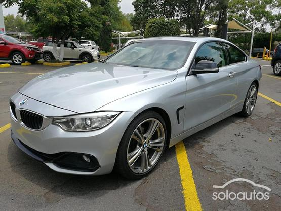 2016 BMW Serie 4 428iA Luxury Line