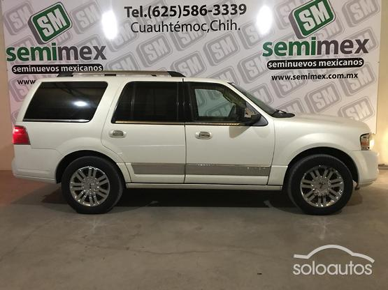 2007 Lincoln Navigator 4x4 Ultimate