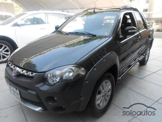 2014 FIAT Strada Adventure Cabina Doble Locker