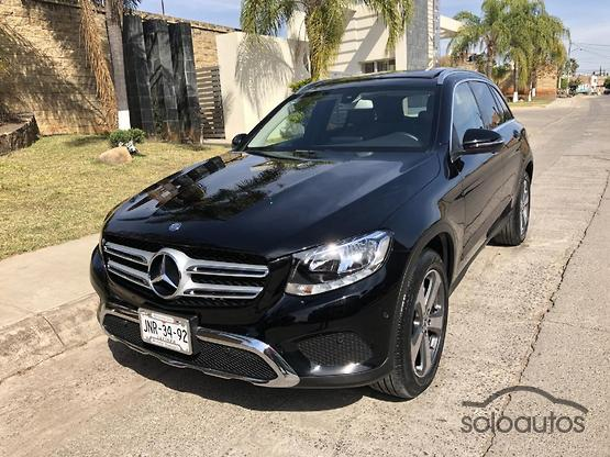 2017 Mercedes-Benz Clase GLC 2.0 GLC 300 Off-Road 4MATIC AT