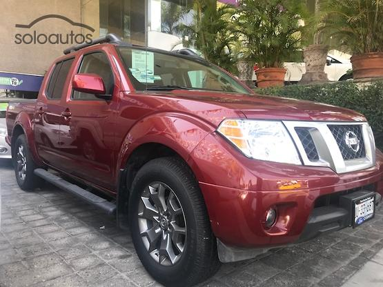 2015 Nissan Frontier V6 Crew Cab Pro-4x 4x2 T/A
