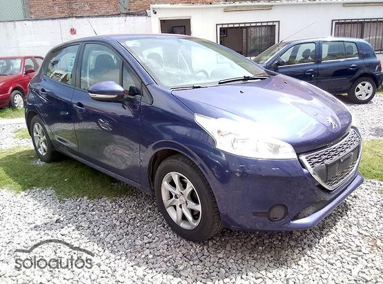 2014 Peugeot 208 1.6 Active 5ptas TM