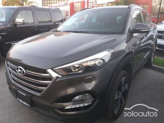 2017 Hyundai Tucson Limited Tech TA
