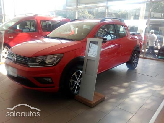 2019 Volkswagen Saveiro Doble Cabina Pepper