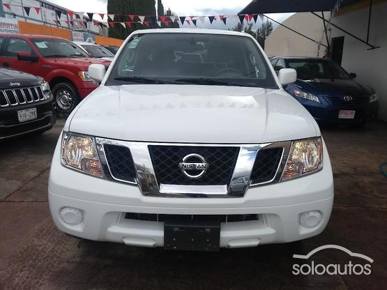 2014 Nissan Frontier V6 Crew Cab S 4x2 T/A