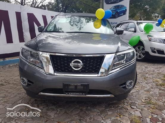 2015 Nissan Pathfinder Exclusive TA