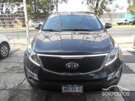 2016 KIA SPORTAGE 2.0 EX PACK AT