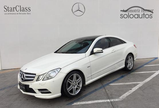 2012 Mercedes-Benz Clase E E 350 Coupé