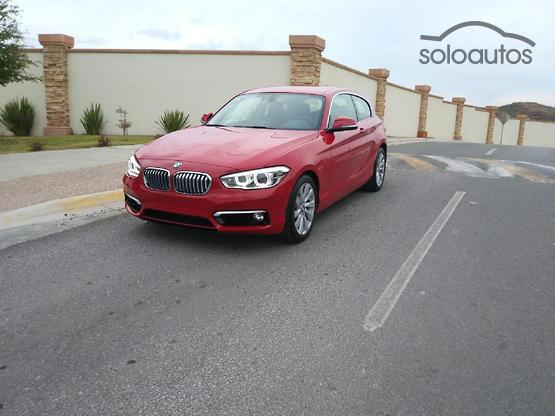 2016 BMW Serie 1 120iA Urban Line AT